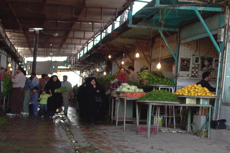 بازار کازرون