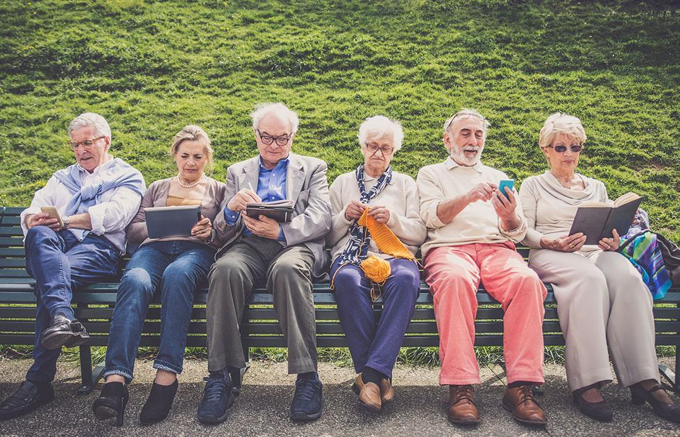 توجه به توانایی های سالمندان در سفر