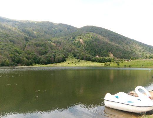 دریاچه ویستان