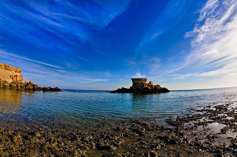 ساحل جزایر ناز