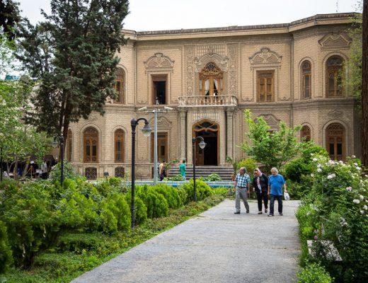 از کاخ نیاوران؛ آخرین سکونتگاه خاندان پهلوی چه میدانید؟ | وبلاگ ...