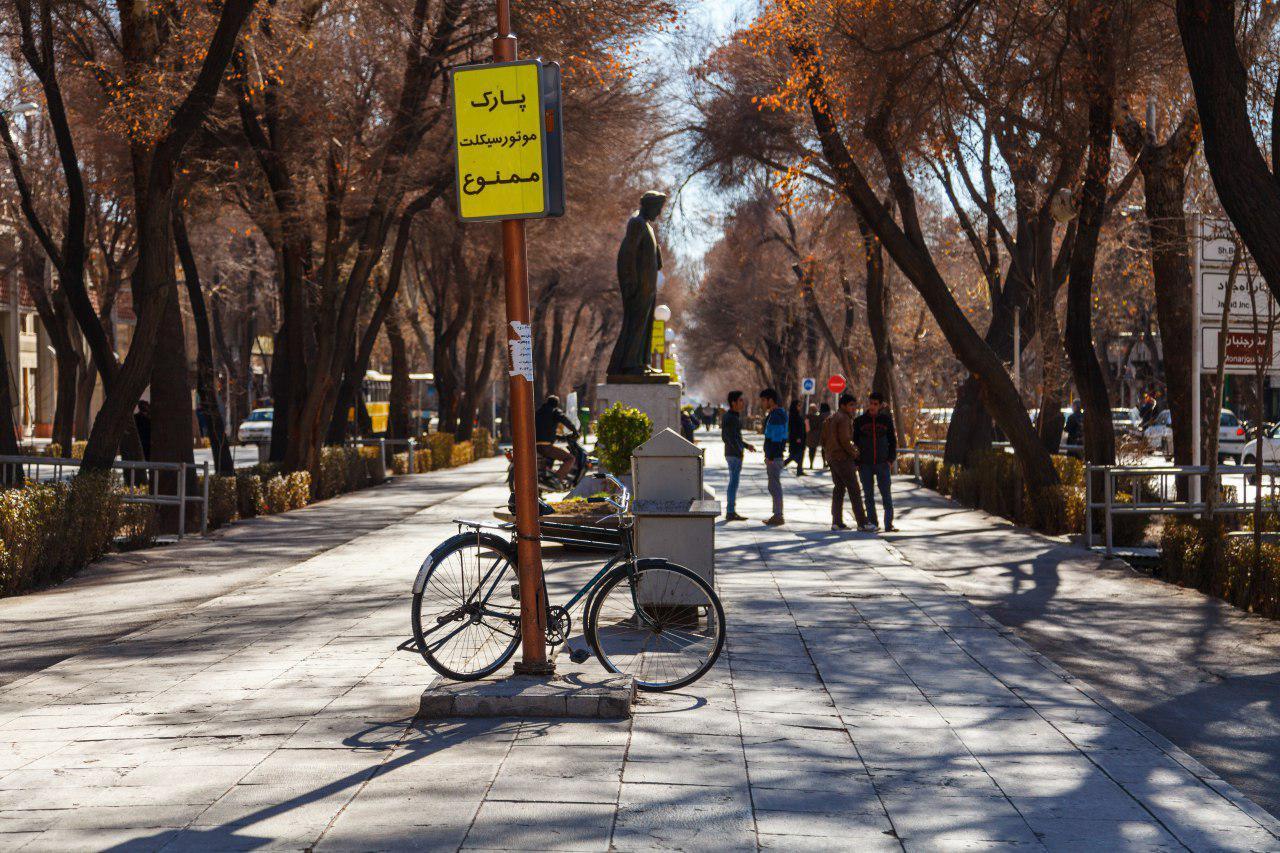 چهار باغ اصفهان