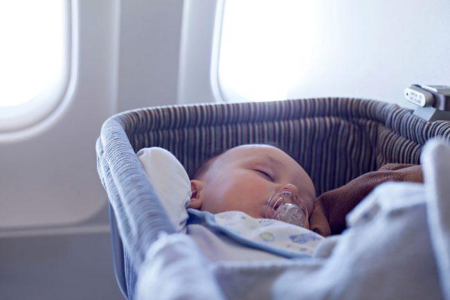 شراط بلیط هواپیما برای کودکان