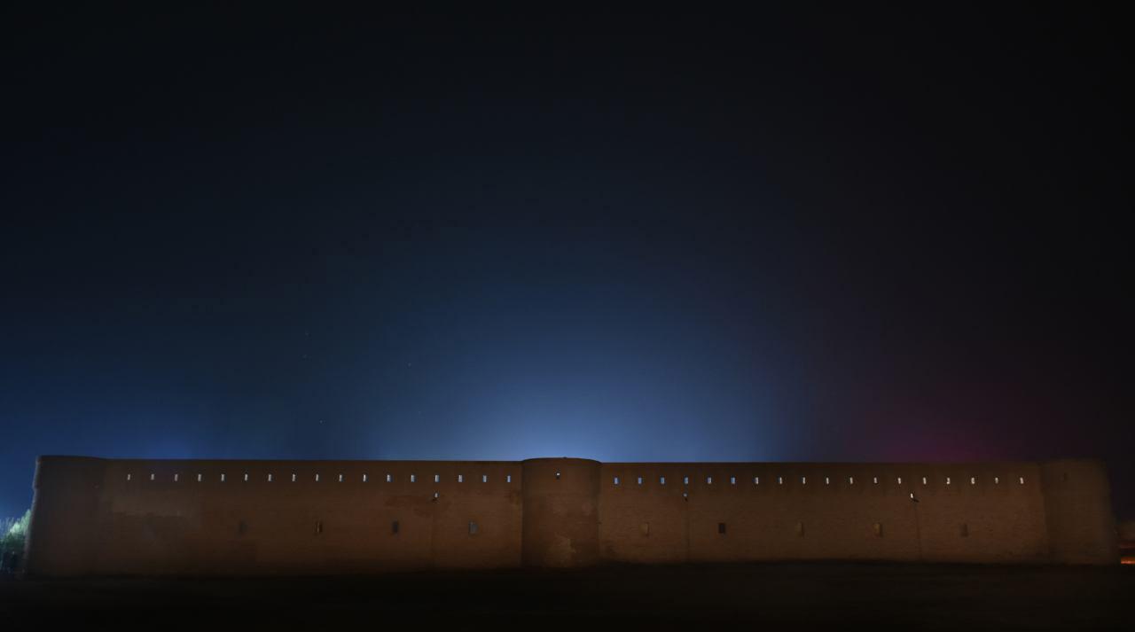 شب کاروانسرای مرنجاب