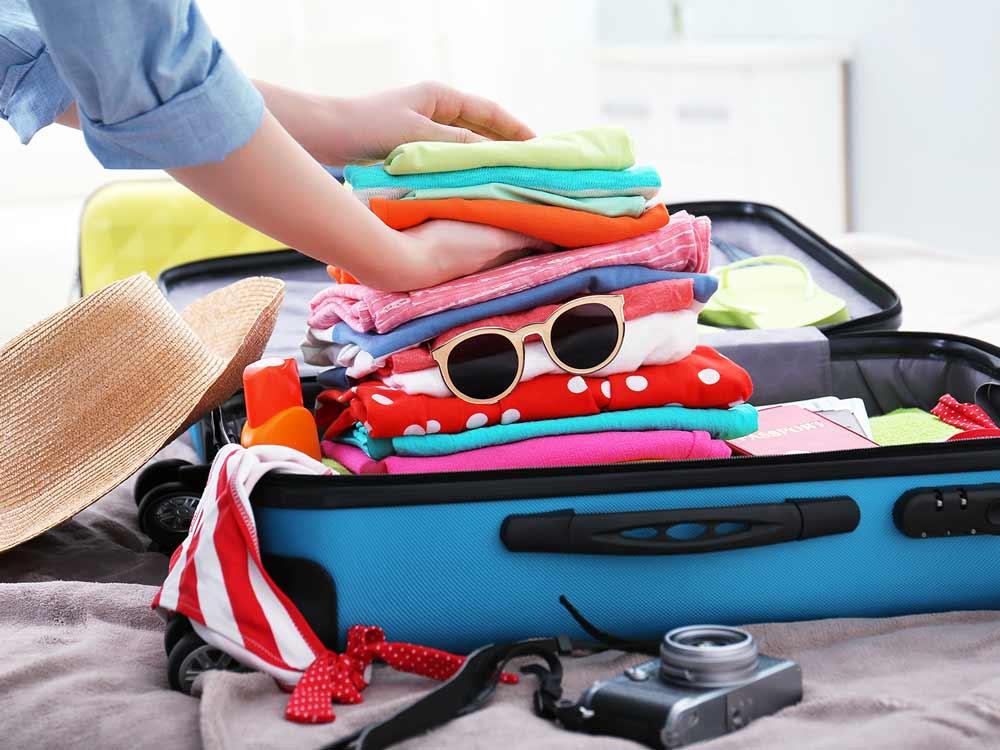 لباسهای سفر