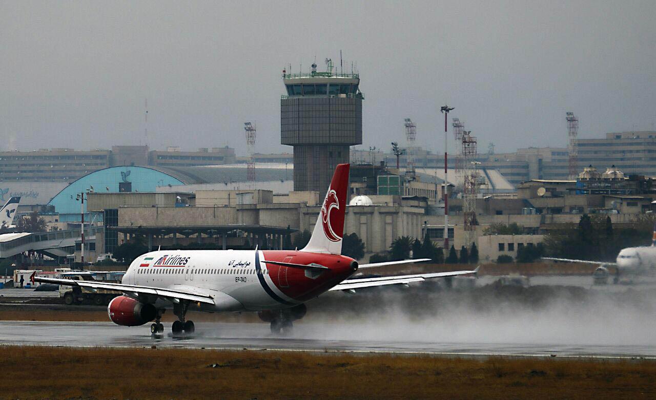 اطلاعات پرواز فرودگاه مهرآباد