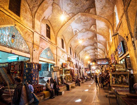 بازارهای سنتی ایران