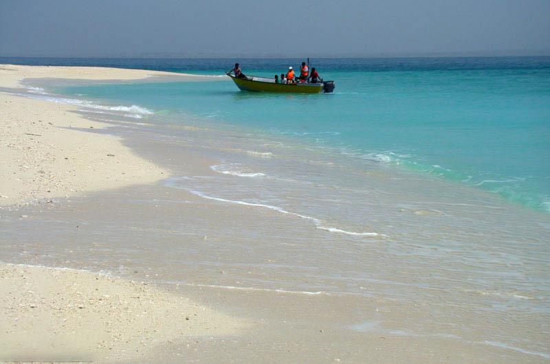 قایق های در جزیره لاوان