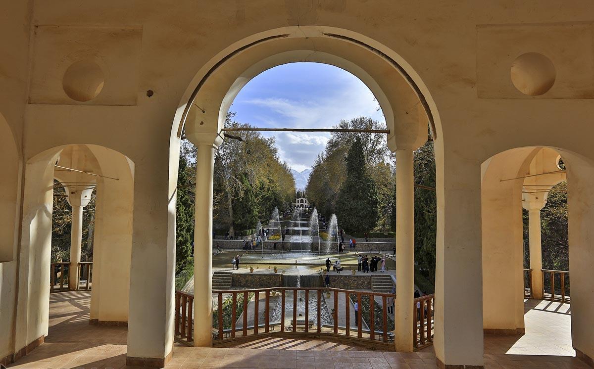 سردرخانه شاهزاده ماهان