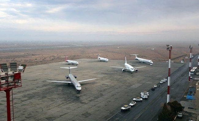 تجهیزات فرودگاهی کشور از تولید داخلی تامین میشود