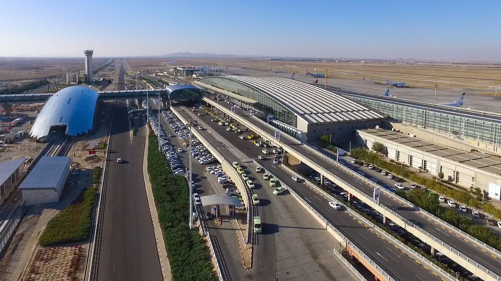 فرودگاه بین المللی تهران