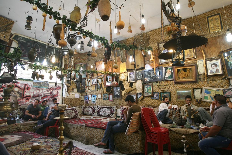قهوه خانه قائم شهر