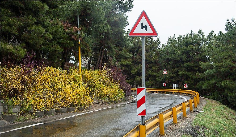 طبیعت بهاری لویزان تهران