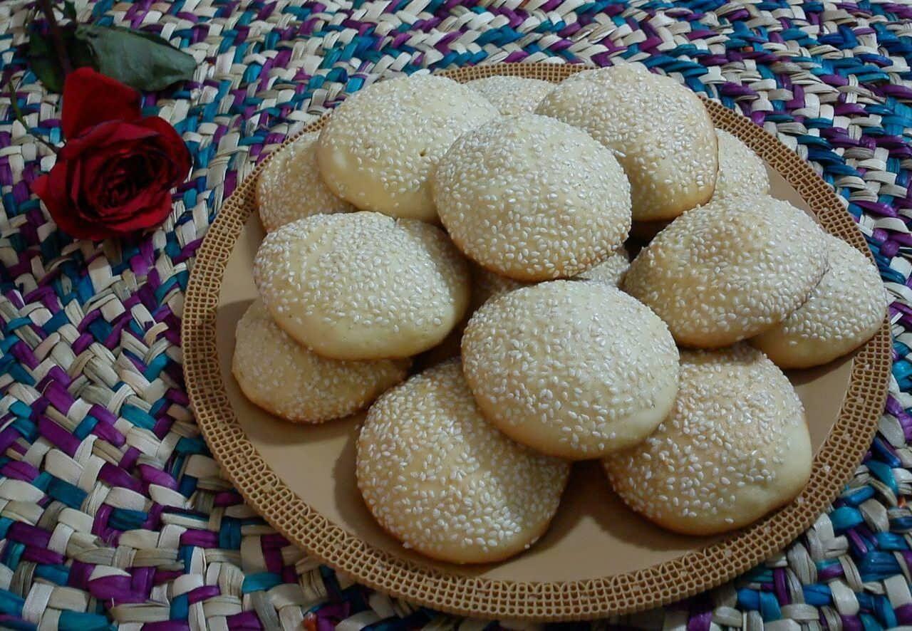 نان برنجی