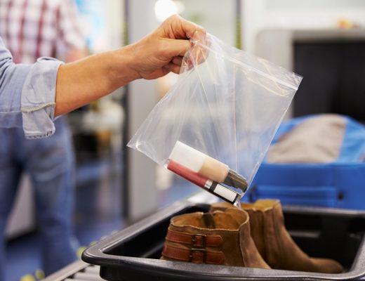 وسایل ممنوعه در فرودگاه