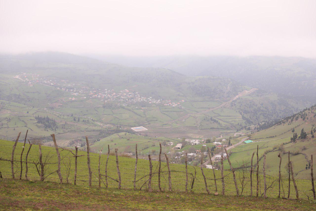 طبیعت کوه میرزا
