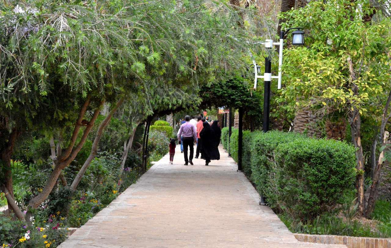 باغ گلشن