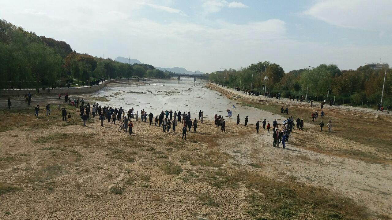 رودخانه زاینده رود