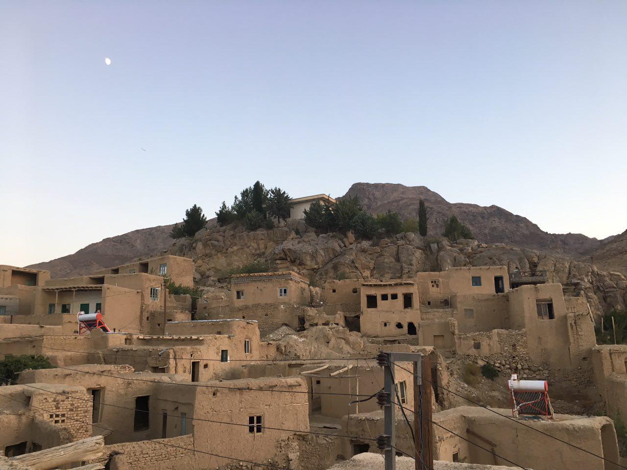 روستای قلعه بالا خارتوران