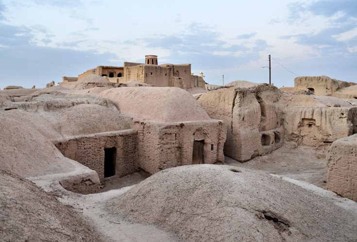 روستای قورتان