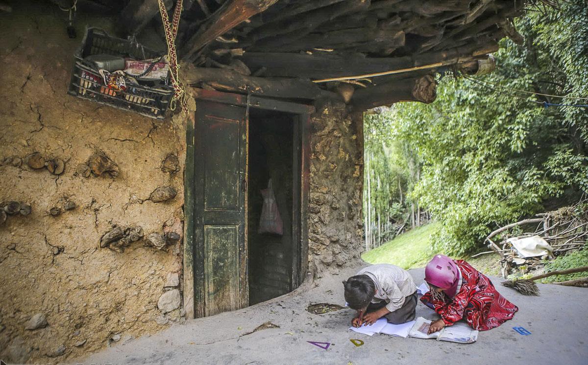 زندگی در روستای سرآقاسید