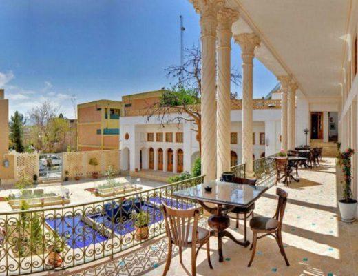 زیباترین اقامتگاه های ایران