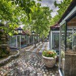 باغ رستوران های بهشت
