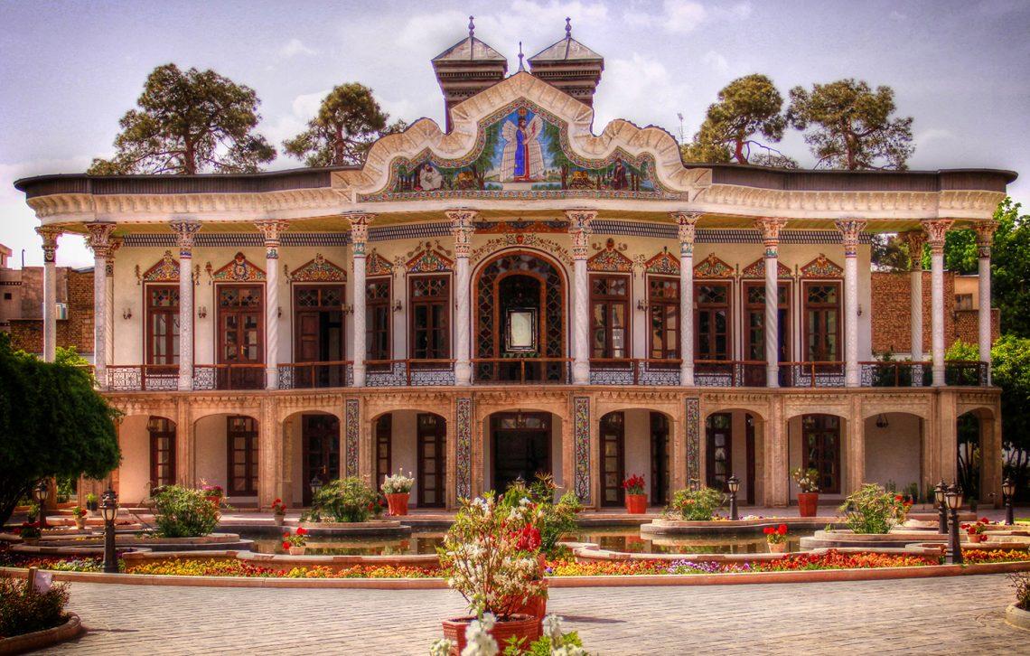 عمارت شاپوری