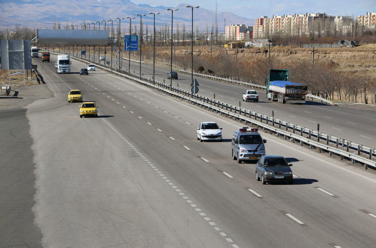 قزوین زنجان