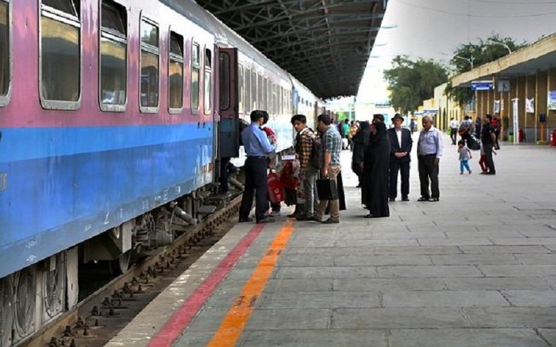 قطار یزد