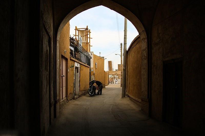 محله های قدیمی بوشهر