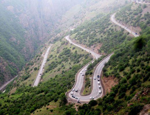 مسافرت به شمال در عید