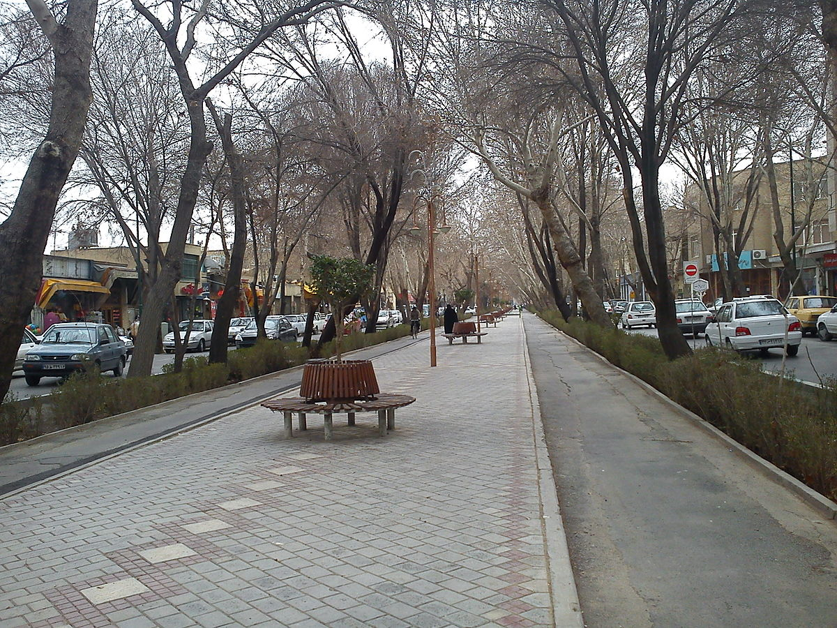 چهارباغ عباسی