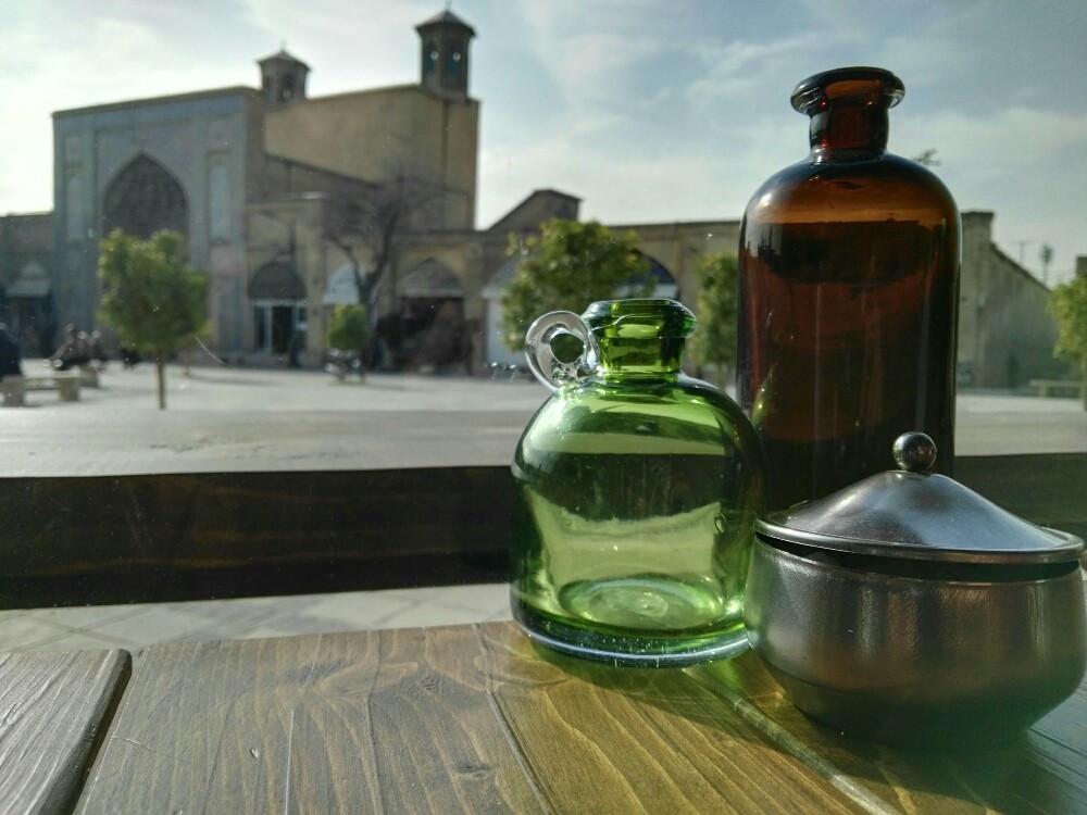 کافه های شیراز