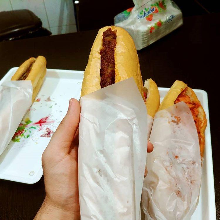 ساندویچ دهه شصتی