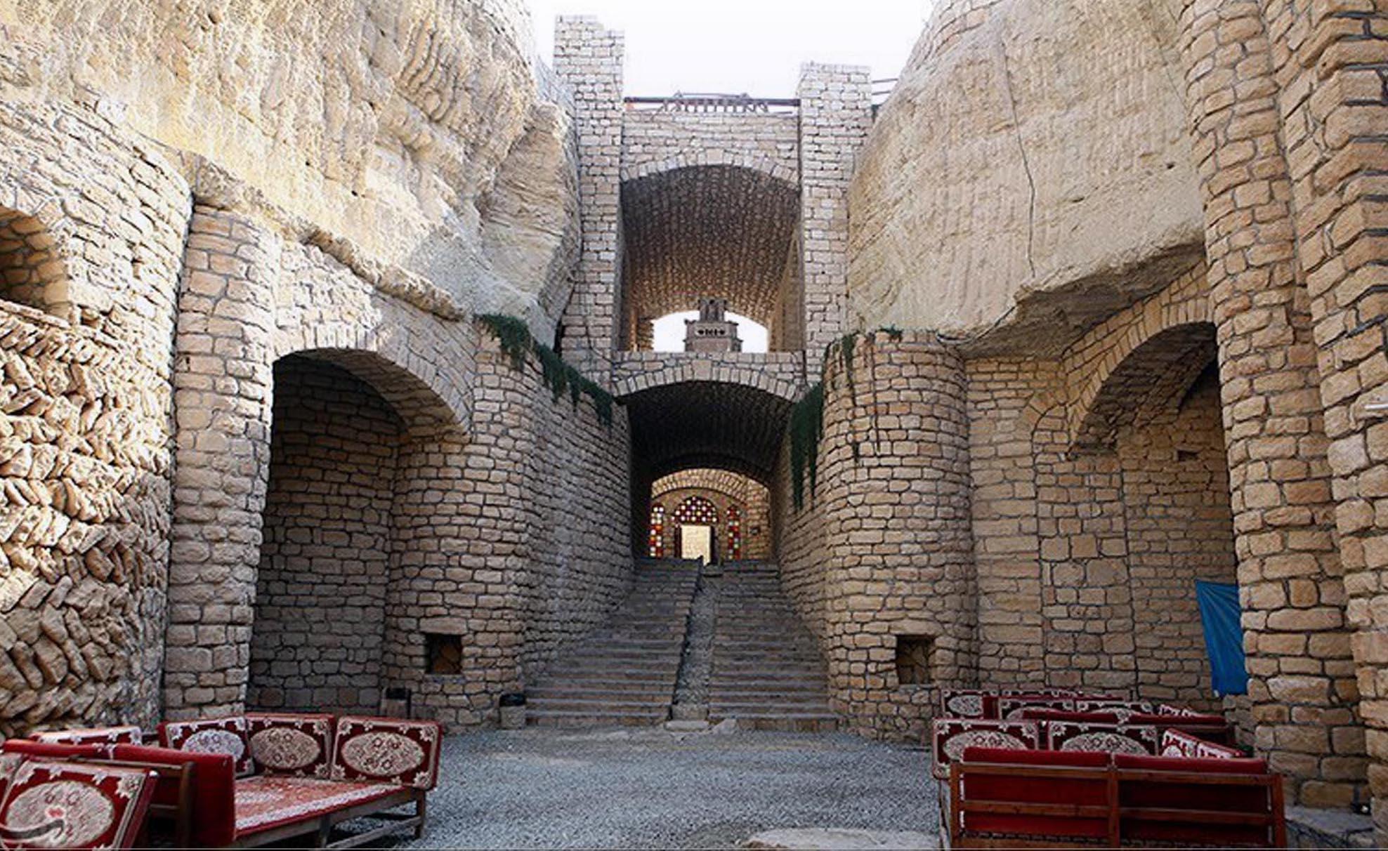شهر تاریخی کاریز