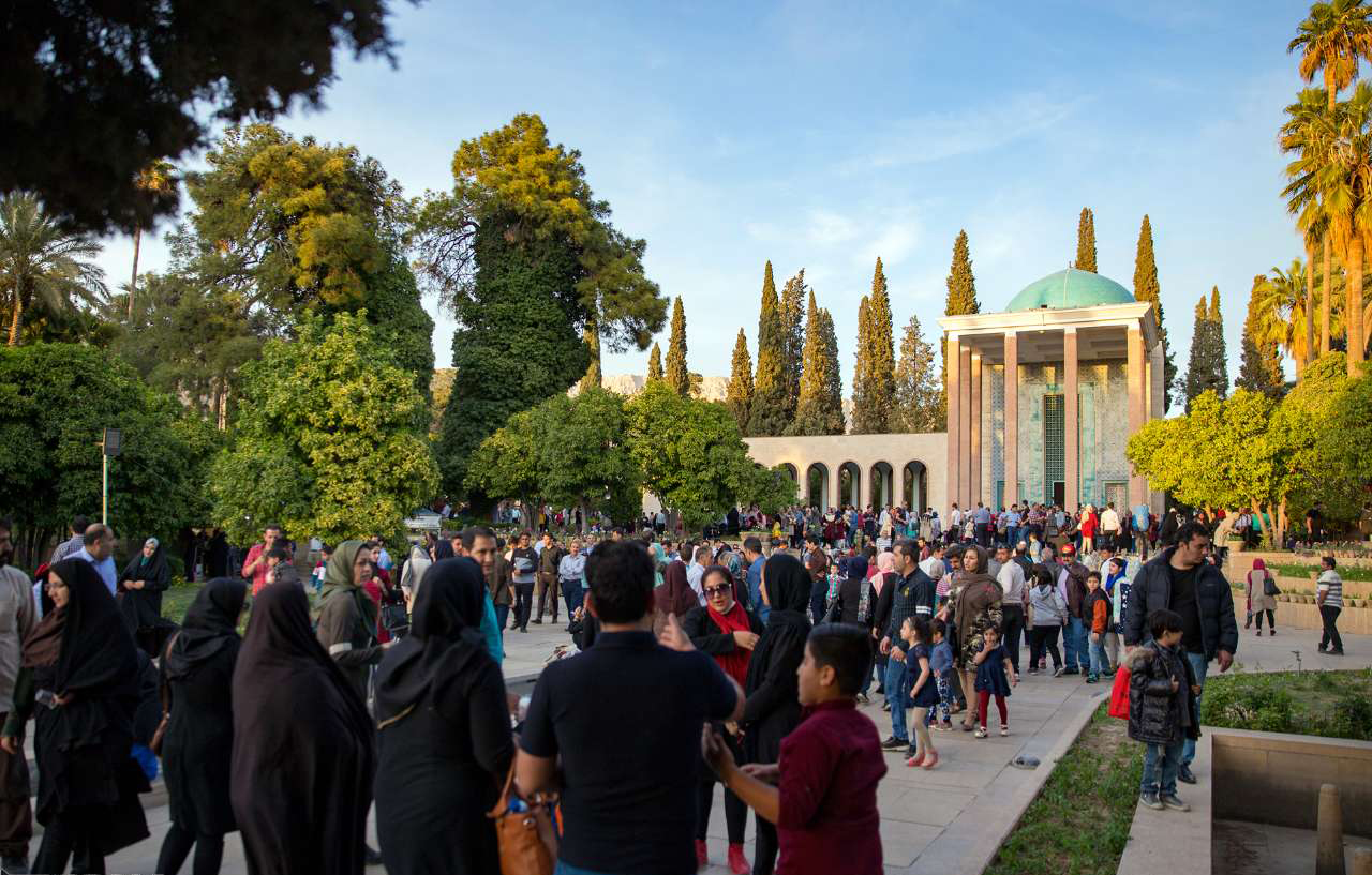 شیراز در نوروز