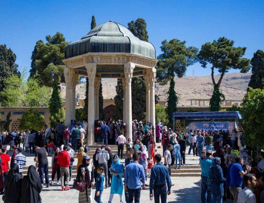 پربازدیدترین شهرهای ایران در نوروز