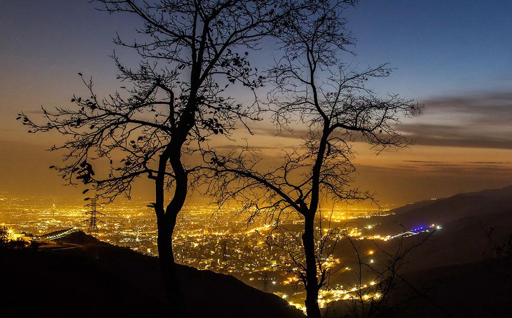 ارتفاعات کلکچال