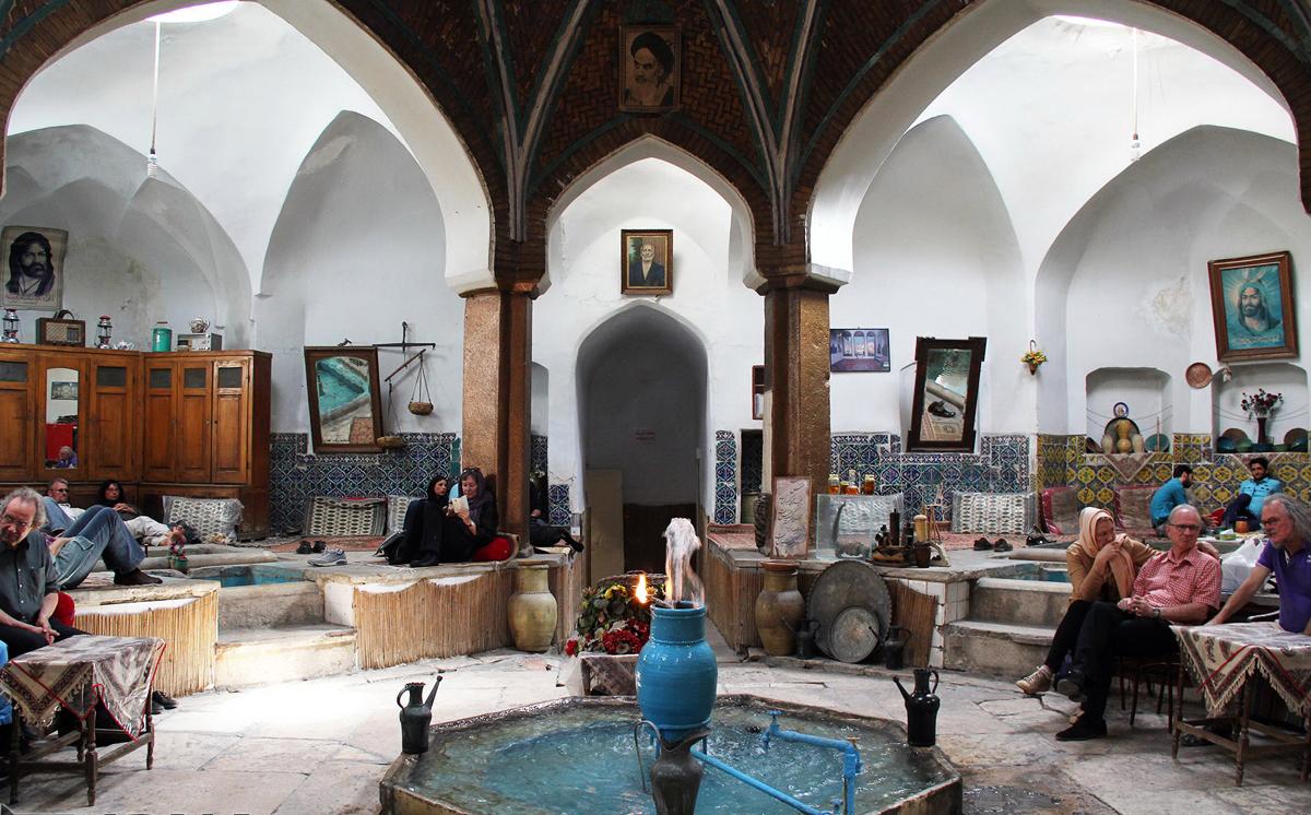 بازار تاریخی کاشان