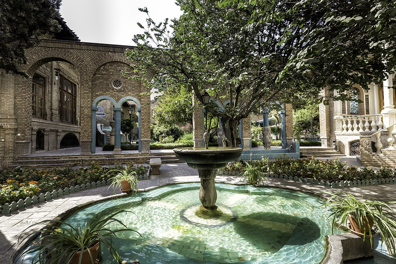 باغ موزه مقدم تهران