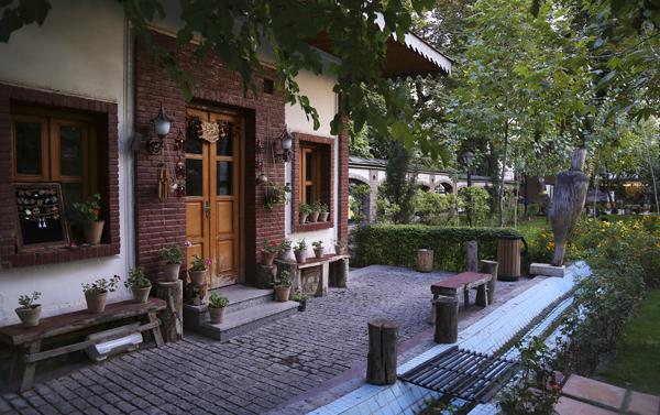 باغ هنر ایرانی