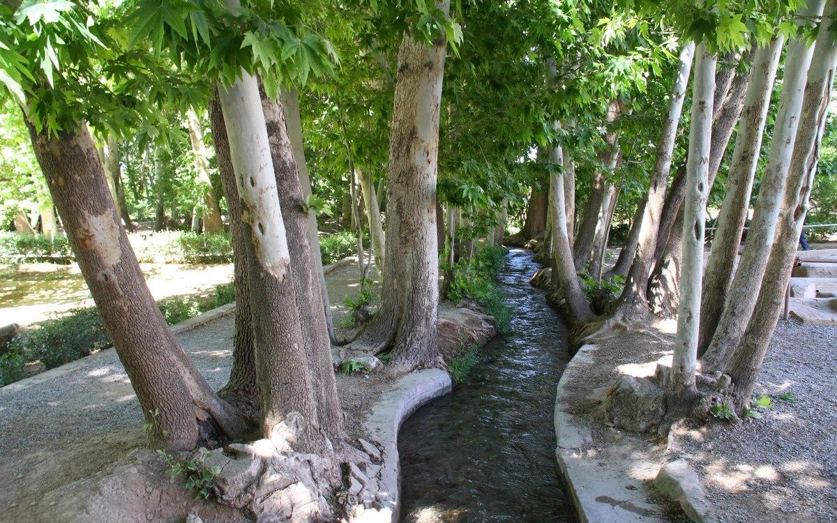 باغ پهلوان پور
