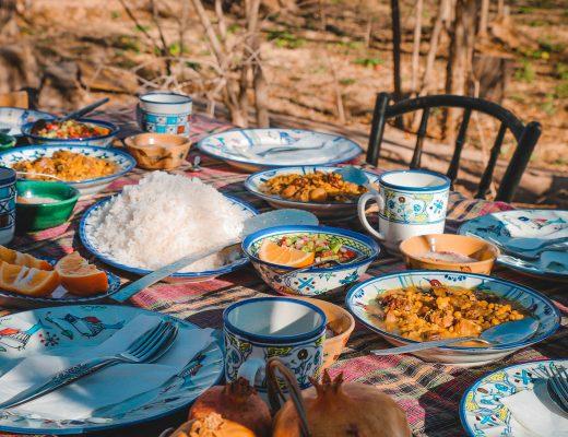 غذاهای سنتی یزد
