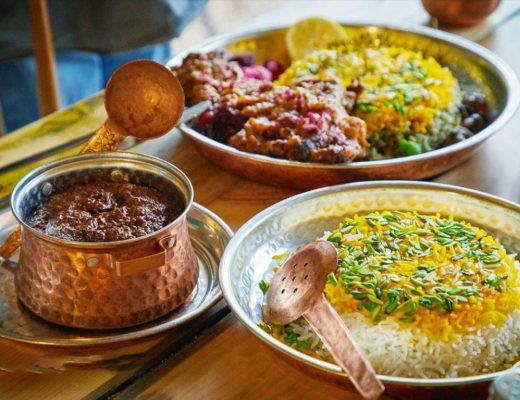 غذاهای محلی کرمانشاه