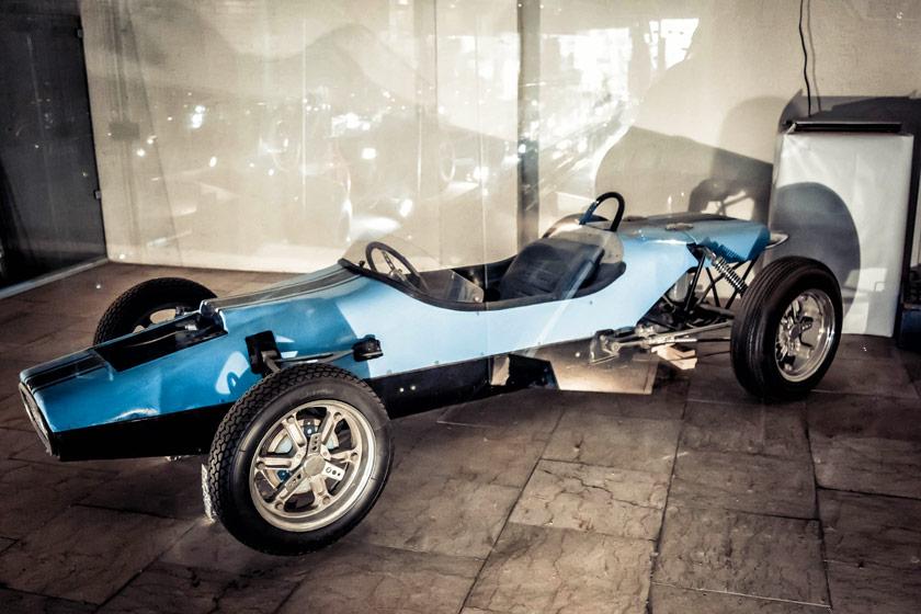 موزه خودرو نیاوران