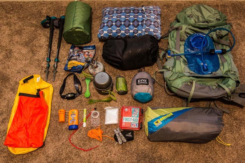 وسایل کوهنوردی
