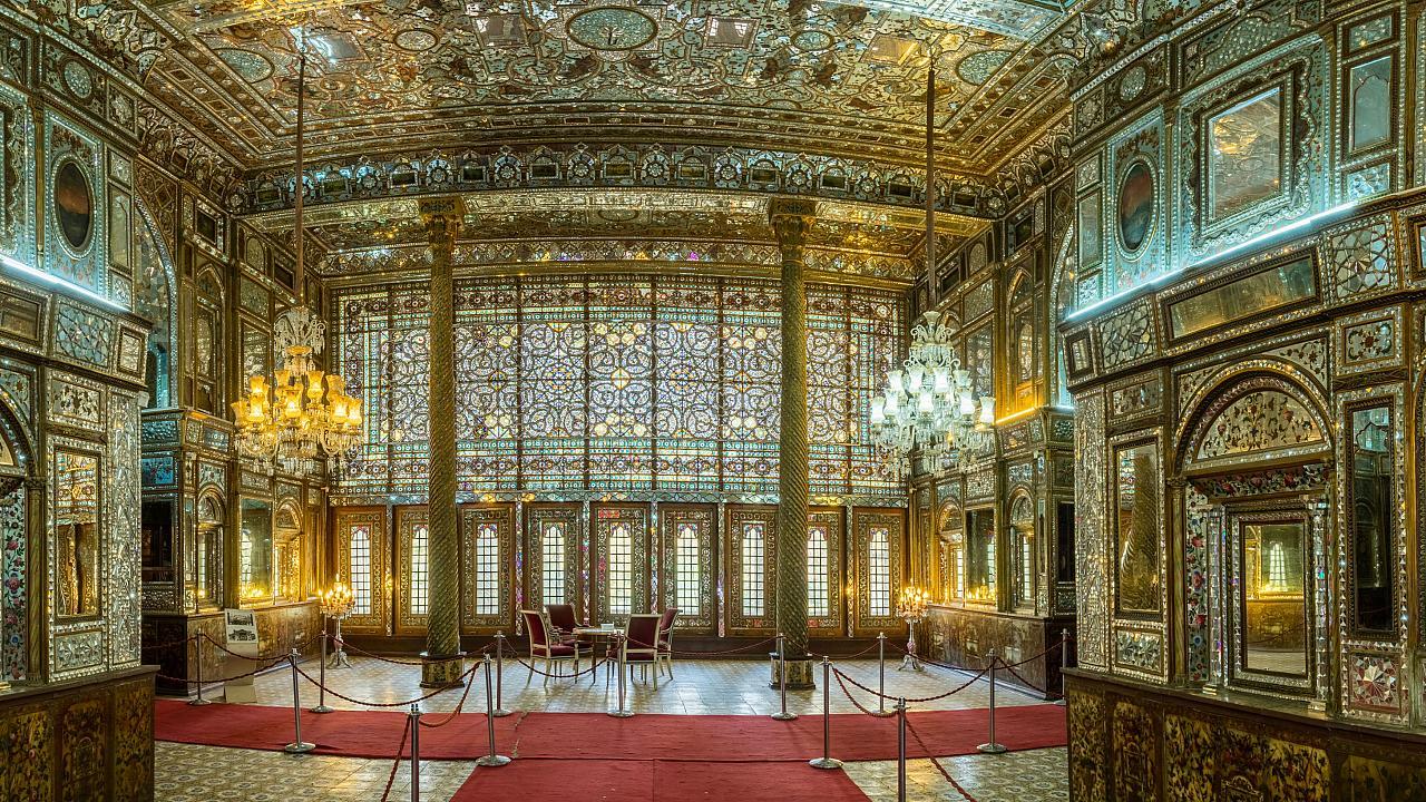 کاخ سعدآباد