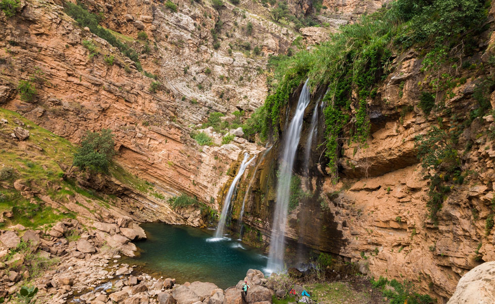 آبشار دوم
