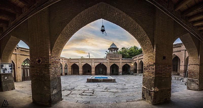 مسجد جامع خوانسار